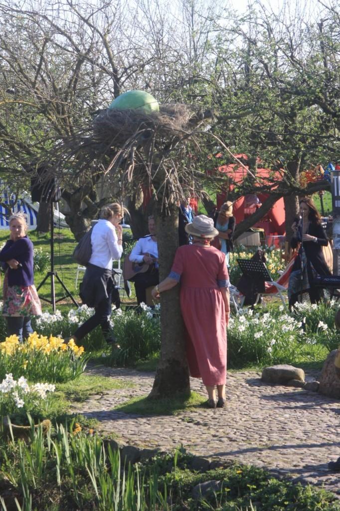 Narzissenfest Hof Hilligenbohl Nordfriesland